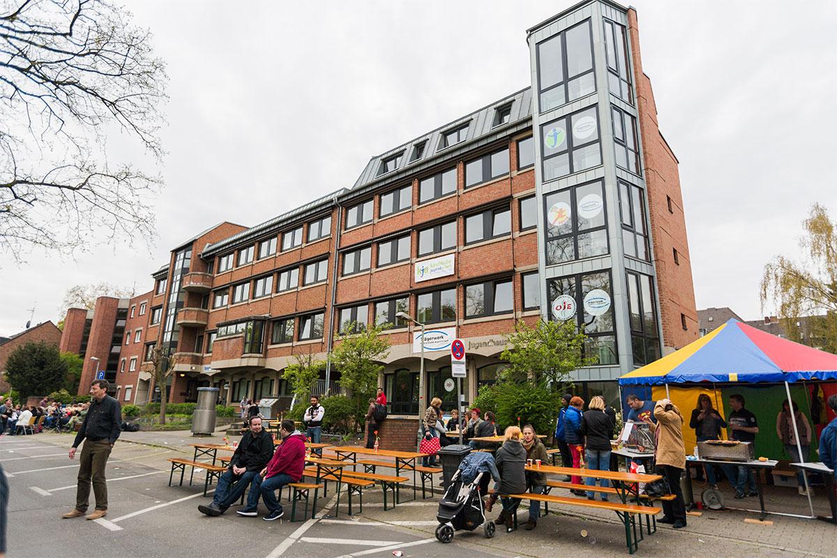 der Standort Felbelstraße