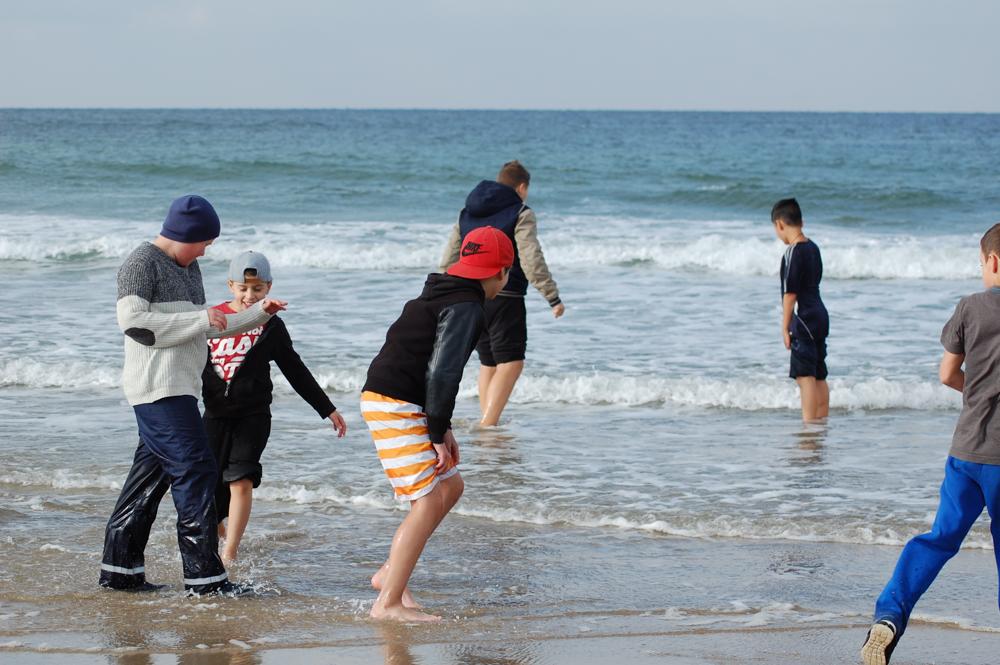 Ferienfreizeit am Meer