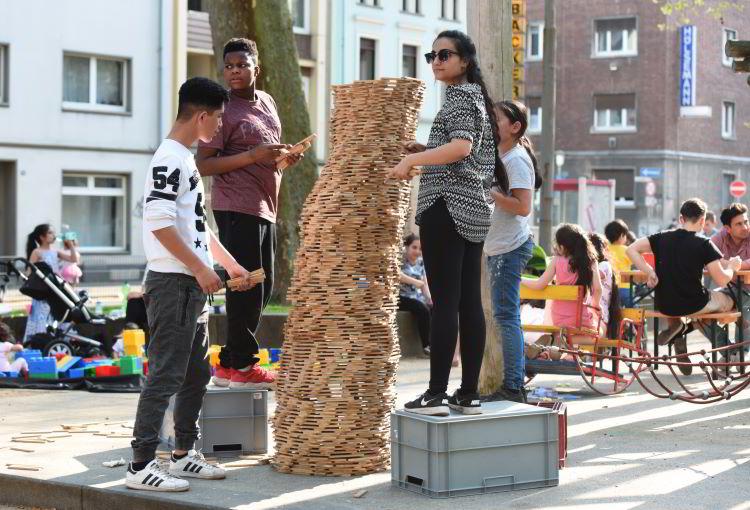 Baukunst im Jubiläumsjahr des Bauhaus
